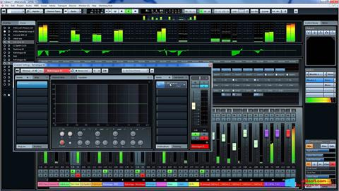 Screenshot Cubase untuk Windows 8