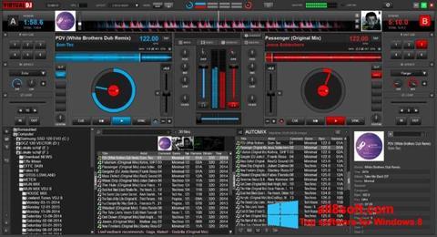 Screenshot Virtual DJ untuk Windows 8