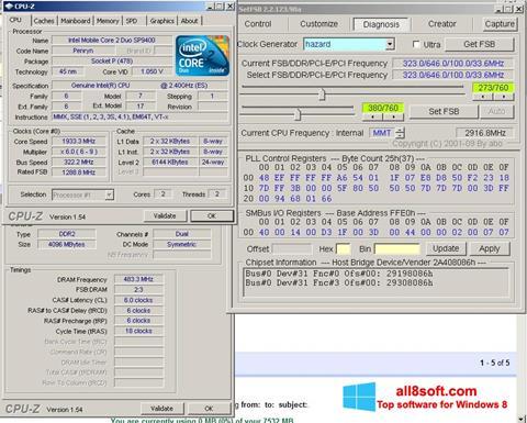 Screenshot SetFSB untuk Windows 8